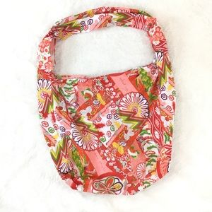 Free People Floral Cotton Boho Large Bag